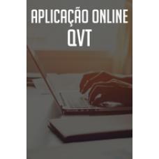 QVT - Escala de Avaliação da Qualidade de Vida no Trabalho - Aplicação on-line