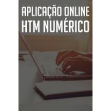 HTM Numérico - Aplicação on-line