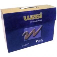 Escala Wechsler Abreviada de Inteligência - WASI - Kit completo