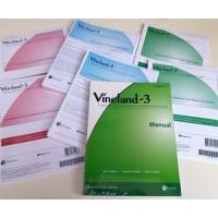 Vineland-3 - Escala de Comportamento Adaptativo Vineland - Terceira Edição - Kit Completo
