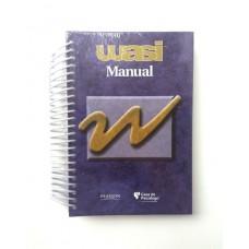 WASI - Escala Wechsler Abreviada de Inteligência - Manual
