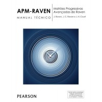 APM - Matrizes progressivas avançadas de Raven - Manual