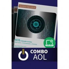 Combo Atenção on-line - AOL-A, C, D