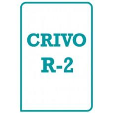 R-2 - Teste não Verbal de Inteligência para Criança - Crivo de Correção