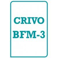 BFM-3 - Bateria de Funções Mentais para Motorista - Teste de Raciocínio Lógico - TRAP-1 - Crivo de Correção