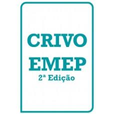 EMEP-2ª Edição - Escala de maturidade para a Escolha Profissional - Crivo de Correção