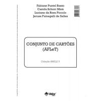 ANELE 5 - Avaliação da Fluência de Leitura Textual - AFLeT - Conjunto de Cartões