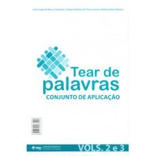 Tear de Palavras - Conjunto de Aplicação - Volumes 2 e 3