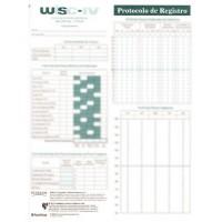 WISC IV - Escala Wechsler de Inteligência para Crianças - Protocolo de Registro