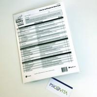 Bayley III - Lista de verificação de observação