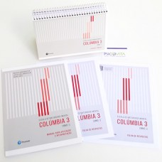 CMMS-3 - Escala de Maturidade Mental Colúmbia 3 - Kit Completo