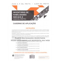 IHS2 - Inventário de Habilidades Sociais - Caderno de Aplicação