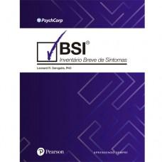 BSI - Inventário Breve de Sintomas - Kit Completo