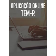 TEM-R - Aplicação on-line