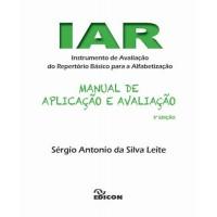IAR - Instrumento de Avaliação do Repertório Básico de Alfabetização - Manual