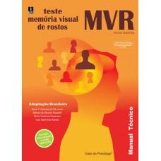 MVR - Memória Visual de Rostos - Manual