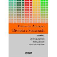 AD e AS - Livro de Instruções - Atenção Dividida e Sustentada Vol. 1