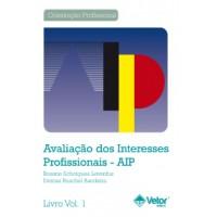 AIP - Avaliação dos Interesses Profissionais - Livro de Instruções Vol. 1 (Manual)