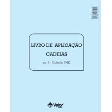 PMK Psicodiagnóstico Miocinético - Livro de Aplicação Cadeias Vol. 6