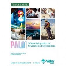 Palográfico - Teste de Personalidade - Livro de Instruções Vol. 1