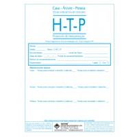 HTP - Técnica Projetiva de Desenho - Livro de Avaliação Vol. 2 conjunto com 10 unidades