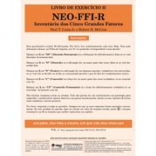 NEO FFI-R - Livro de Exercício Vol. 4