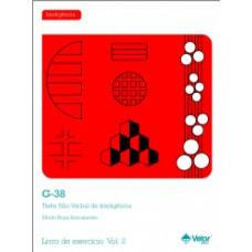 G-38 - Teste Não Verbal de Inteligência - Livro de Exercício Vol. 2