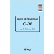 G-36 - Teste Não Verbal de Inteligência - Livro de Aplicação Vol. 3