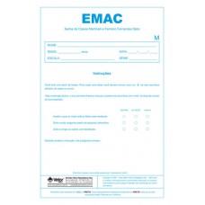 EFAC & EMAC - Escala Feminina & Masculina de Autocontrole - EMAC Livro de Aplicação Vol. 2