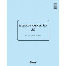 AD e AS - As Livro de Aplicação - Atenção Sustentada Vol. 3