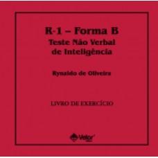R-1 Foma-B Teste Não Verbal de Inteligência - Livro de Exercício