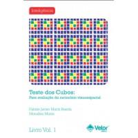CUBOS - Teste de Raciocínio Visuoespacial - Livro de Instruções Vol. 1
