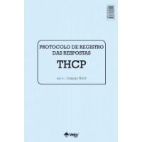 THCP - Teste de Habilidades e Conhecimento Pré-Alfabetização - Livro de Avaliação Vol. 4