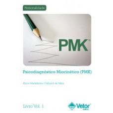 PMK Psicodiagnóstico Miocinético - Livro de Instruções Vol. 1