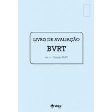 BVRT - Retenção Visual de Benton - Livro de Avaliação Vol. 4 Conjunto