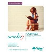 ANELE 2 - COMTEXT - Avaliação da Compreensão de Leitura Textual - Livro de Instruções - Vol. 1