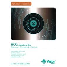 AOL - Aplicação on-line - Livro de Instruções (Manual)