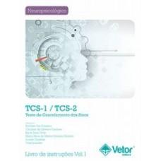 Teste de Cancelamento dos Sinos - TCS-1 e TCS-2 - Livro de Instruções Vol. 1 (Manual)
