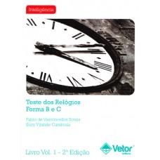 Relógios - Teste de Inteligência - Livro de Instruções (Manual) 2ª Edição