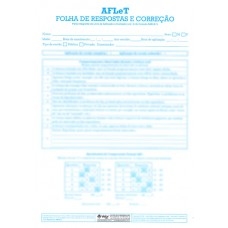 ANELE 5 - Avaliação da Fluência de Leitura Textual - AFLeT - Livro de Aplicação e Avaliação Vol. 2