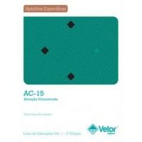 AC-15 - Teste de Atenção Concentrada - Livro de Instruções Vol. 1
