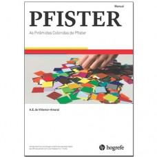 As Pirâmides Coloridas de Pfister - Manual