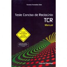 TCR - Teste Conciso de Raciocínio - Manual de Instruções