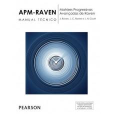 APM - Matrizes Progressivas Avançadas de Raven - Kit