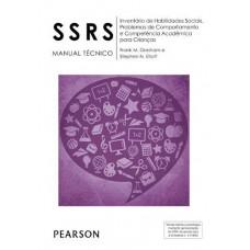 SSRS - Inventário de Habilidades Sociais, Problemas de Comportamento e Competência Acadêmica para Crianças - Kit Completo