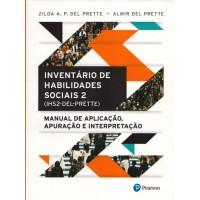 IHS2 - Inventário de Habilidades Sociais - Kit Completo