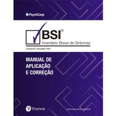BSI - Inventário Breve de Sintomas - Manual