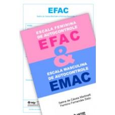 EFAC & EMAC - Escala Feminina & Masculina de Autocontrole - Coleção