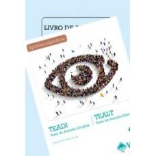 TEADI E TEALT - Teste de Atenção Dividida e Teste de Atenção Alternada - Coleção