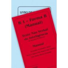 R-1 Foma-B Teste Não Verbal de Inteligência - Coleção